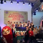 ファンイベント「ユニバーサルカーニバル」で「SLOT魔法少女まどか☆マギカ」をお披露目