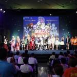 平和「CR銀河乙女」プロモーションイベントに約7000人来場