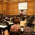 ユニバーサル、「スーパージャックポット」「ハナビ」記者発表会を開催