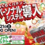 ダイナム美しが丘店(2015年3月21日リニューアル・北海道)