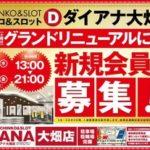 ダイアナ大畑店(2015年4月4日リニューアル・大阪府)