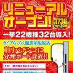 ガイアらくらく館 那須塩原店(2015年7月31日リニューアル・栃木県)