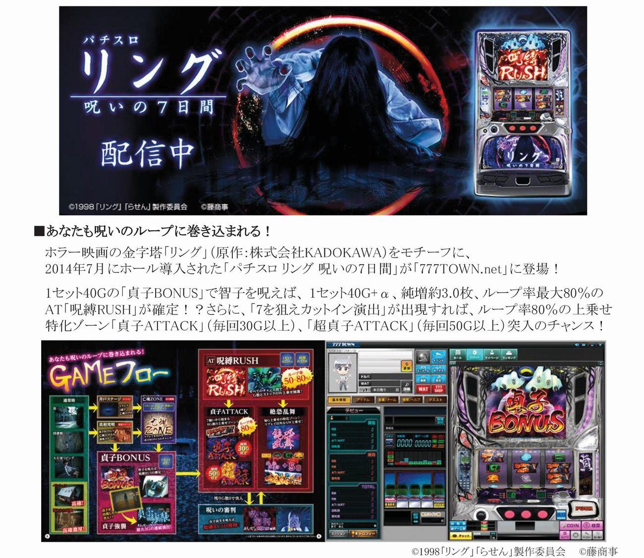 【PC】パチスロリング呪いの7日間_プレスリリース
