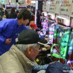 兵遊連青年部会、社会福祉ぱちんこ競技大会を開催