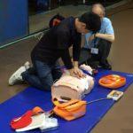 関西遊商、救急講習会を開催