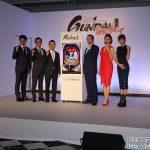 SANKYO、「Pフィーバー機動戦士ガンダム 逆襲のシャア」プレス発表会を開催