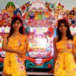三洋、「PAスーパー海物語 IN JAPAN2 with 太鼓の達人」内覧会を開催
