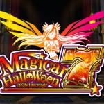 コナミアミューズメント、「マジカルハロウィン7」のティザーサイト公開