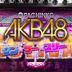 京楽、「ぱちんこ AKB48 ワン・ツー・スリー!! フェスティバル」の予告ページ公開
