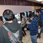 オーイズミ、「パチスロ1000ちゃん」の試打イベントに約200名のファンが参加