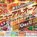 ゴールド・ヒル大野芝店(2019年11月18日リニューアル・大阪府)