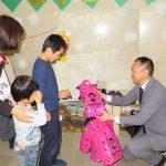 アサヒディード、児童養護施設のクリスマス会にプレゼントを提供