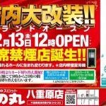 日の丸八重原店(2019年12月13日リニューアル・千葉県)