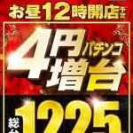 キング観光 サウザンド桑名本店(2019年12月12日リニューアル・三重県)