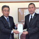 夢コーポレーション、台風第19号復興支援で131万円を長野県佐久市に寄付