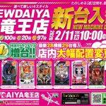 ニューダイヤ竜王店(2020年2月11日リニューアル・山梨県)