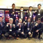 グローバルアミューズメント、会員専用PB機「P炎のドラム魂GA」を発表