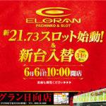 エルグラン日向店(2020年6月6日リニューアル・宮崎県)