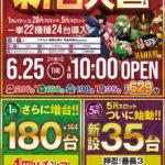 ニュートーキョー 柳原店(2020年6月25日リニューアル・長野県)