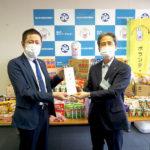 澤田グループ、新型コロナによる営業自粛で余剰したお菓子を寄付