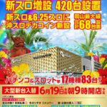 nikko東岡山店(2020年6月19日リニューアル・岡山県)