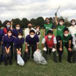 ダイナムとマルハンが合同で清掃活動を実施 ~日遊協、第3回「全国クリーンデー」