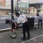キスケ、『PAO』全店舗で清掃活動を実施 ~第3回全国クリーンデーに参加