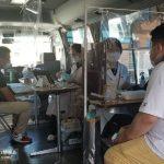 岡山・児島支部の『ダイナム』『マルハン』『サンキワールド』、企業の垣根を越え3社合同で献血活動