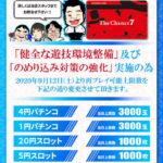 ザ・チャンス7(2020年9月12日リニューアル・大阪府)