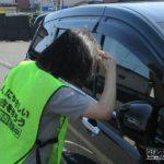 回胴遊商の「幼児車内放置ゼロ」巡回活動、今年も発見事例はゼロ