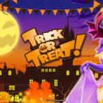 ハロウィンシーズンに最適な「マジハロ」のバーチャル背景が登場