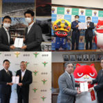 マルハン、熊本県荒尾市など4市町に「令和2年7月豪雨」に対する災害義援金を寄付