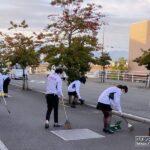清掃をきっかけに地域と交流する機会を ~『キスケPAO東雲店』が朝の清掃活動をスタート