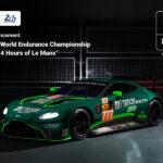 NEXUSグループの「D'station Racing」、「FIA世界耐久選手権シリーズ」「ル・マン24時間レース」に参戦