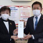 澤田グループ、遊技客が提供した景品をフードバンクとやまへ寄贈