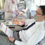 ユーコーラッキーグループ、『国分店』で5回目となる献血協力支援活動を実施