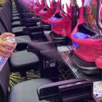 ピータイム、グループ全店の遊技機などに光触媒コーティングを実施