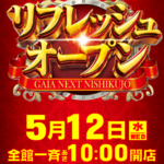 ガイアネクスト西九条店(2021年5月12日リニューアル・大阪府)