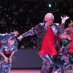 セガサミー、冠協賛試合でセガサミールクスがダンスパフォーマンスを披露