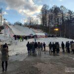 太陽グループのばんけいスキー場でスノーボード日本選手権開催