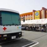 玉屋、『筑前店』で実施した献血活動に133名が参加