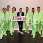 セガサミーのプロダンスチーム「SEGA SAMMY LUX」、総合3位でシーズン終了