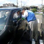 関西遊商、車内放置事故撲滅特別巡回を実施