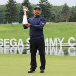 セガサミーHDが国内男子ツアー「セガサミーカップ」を開催、比嘉一貴選手が優勝