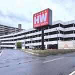 成通グループ、豪雨に伴い広島エリアのホール駐車場を地域住民に開放