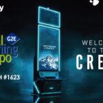 セガサミークリエイションが「G2E 2021」に初出展
